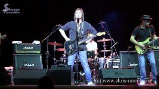 getlinkyoutube.com-Chris Norman & Band. Breaking Away in Ekb and Msk (Russia 2016). part 1