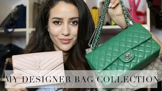 getlinkyoutube.com-Designer Bag Collection | Chanel, Gucci, YSL, Valentino... | Tamara Kalinic