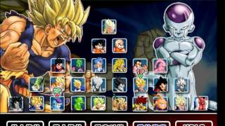 getlinkyoutube.com-dragon ball fierce fighting como hacer kamehameha