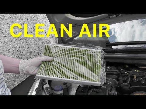 How to Change the Cabin Pollen Filter on your 2007 ... C4 1.6 HDi