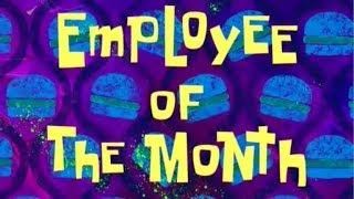 getlinkyoutube.com-SpongeBob SquarePants: Employee of the Month (All Cutscenes/Cinematics/Highlights)