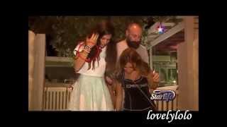 getlinkyoutube.com-Halit Ergenc & Berguzar Korel in Holiday at Çeşme...Super starlife 1.7.2013