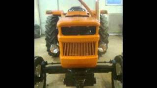 getlinkyoutube.com-Tractor FIAT 640  IPOTESTI SUCEAVA  By Vios