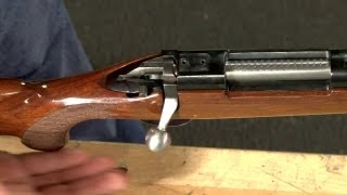 getlinkyoutube.com-Gunsmithing - The Nearly Perfect Bolt Handle Presented by Larry Potterfield of MidwayUSA
