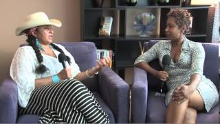 Deya Gets Direct with Pam Grier Part 3