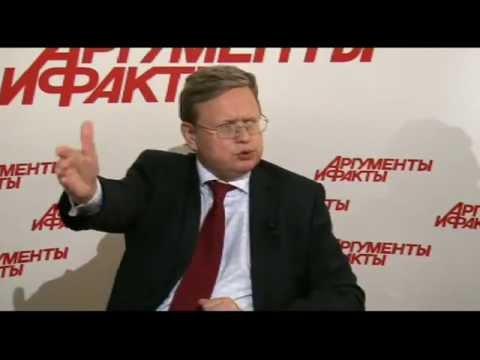 Михаил Делягин - Что мешает победить коррупцию в России?