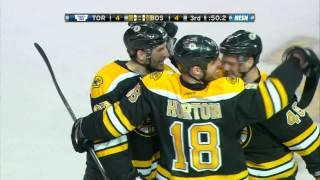 getlinkyoutube.com-Bruins-Leafs Game 7 2013 NESN Highlights 5/13/13
