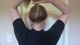 getlinkyoutube.com-Hairstyle How-To: French Twist