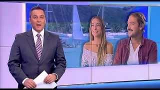 getlinkyoutube.com-Sailing La Vagabonde on the NEWS!!!