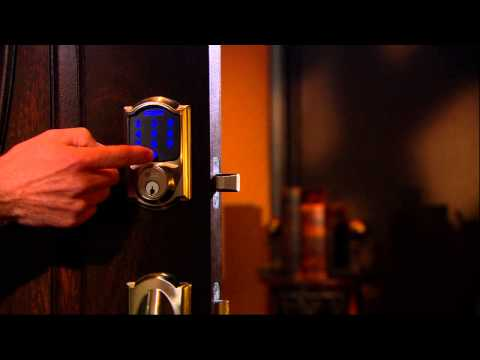 Schlage Connect™ - Lock Operation & Features