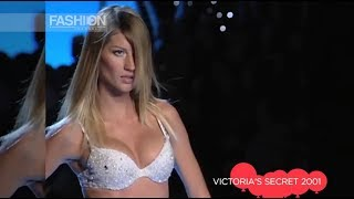 VICTORIA'S SECRET 2001 Highlights - Fashion Channel