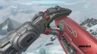 getlinkyoutube.com-Halo 5 - New/Updated Weapon Idle Animations