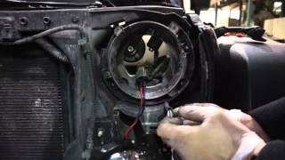 getlinkyoutube.com-GENSSI Jeep Wrangler JK Headlight Grille Installation Guide