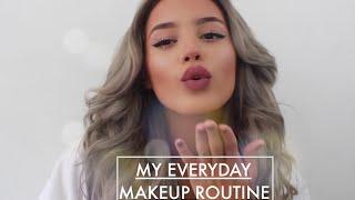 getlinkyoutube.com-Everyday Makeup Routine - VAL MERCADO