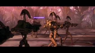 getlinkyoutube.com-Star Wars Clone Wars  (Sabaton: Blood of Bannockburn)