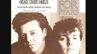 getlinkyoutube.com-Tears For Fears - Head Over Heels (HQ Video)