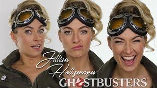 getlinkyoutube.com-Ghostbusters Jillian Holtzmann Transformation | Shonagh Scott | ShowMe MakeUp | AD