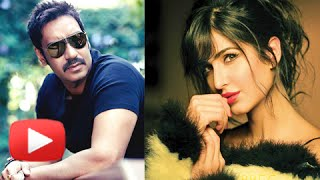 Ajay Devgn To Romance Katrina Kaif? - Find Out!