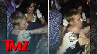 getlinkyoutube.com-Justin Bieber -- Attacked in Club