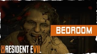 Resident Evil 7 - Banned Footage - BEDROOM - Let's Play Resident Evil 7 Biohazard Gameplay