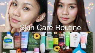 getlinkyoutube.com-Skincare routine หน้าใสไร้สิว ราคาเอื้อมถึง | AmyKitiya