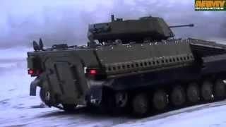 getlinkyoutube.com-Sakal IFV Armoured Infantry Fighting Vehicle modernized upgraded BVP-2 BMP-2 Czech Slovak industry