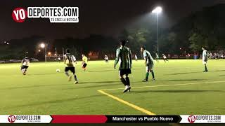 Manchester vs. Pueblo Nuevo Liga Latinoamericana