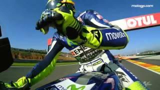 getlinkyoutube.com-#TheGrandFinale: Rossi's lap of honour