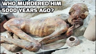 getlinkyoutube.com-Oldest Mummy Ever Found in the World 5400 Year Old Egyptian Body SYED