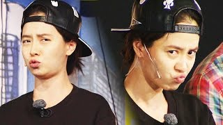 getlinkyoutube.com-《FUNNY》 Running Man 런닝맨|송지효, 이은형 성대모사 EP405 20151115