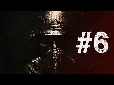 Metro Last Light Gameplay Walkthrough Part 6 - The Theater - Chapter 6