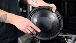 getlinkyoutube.com-EAW KF850 Cabinet Maintenance
