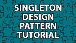 getlinkyoutube.com-Singleton Design Pattern Tutorial