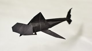 getlinkyoutube.com-Origami Hammerhead Shark by Arena Xander - Yakomoga Origami tutorial