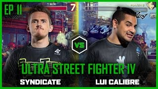 EP 11 | STREET FIGHTER | Syndicate vs Lui Calibre | Legends of Gaming