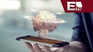 getlinkyoutube.com-China presume el primer smartphone holográfico, el Takee 1/ Hacker