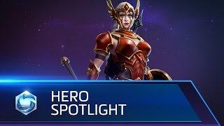 Heroes of the Storm - Cassia Spotlight