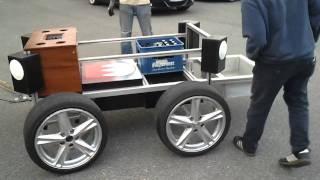 Bollerwagen 2011 - 1. Ausfahrt