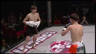getlinkyoutube.com-WCMMA13 - Lonnie Kavannah vs Mace Ruegg - Fight of the night