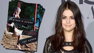 "getlinkyoutube.com-Selena Gomez Headed To Netflix With Miniseries ""13 Reasons Why"""