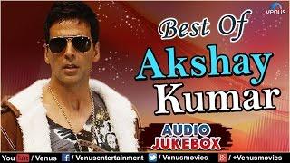 Best Of AKSHAY KUMAR | Hindi Songs | Bollywood Romantic Songs | Best 90's Songs | Audio Jukebox