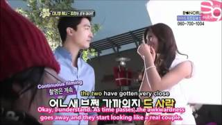 getlinkyoutube.com-Yuri & Daniel Henney - Biotherm CF [Behind the scenes & interview]