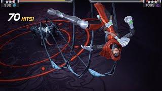 getlinkyoutube.com-Venom Unboxing and Battle vs. Guillotine | Marvel Contest of Champions