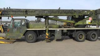 Coles Mobile Crane gets delivered to Witham Specialist Vehicles