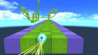 getlinkyoutube.com-Sonic Generations - Custom Game Land Stage