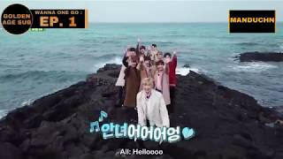 [ENG SUB] 180330 Wanna One Go In Jeju   Ep 1