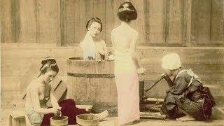 getlinkyoutube.com-130年前の日本女性 / Japanese Women 130 Years Ago ...