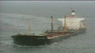 """getlinkyoutube.com-عشر سنوات على غرق """"بريستيج"""" والكارثة البحرية لا تزال..."""