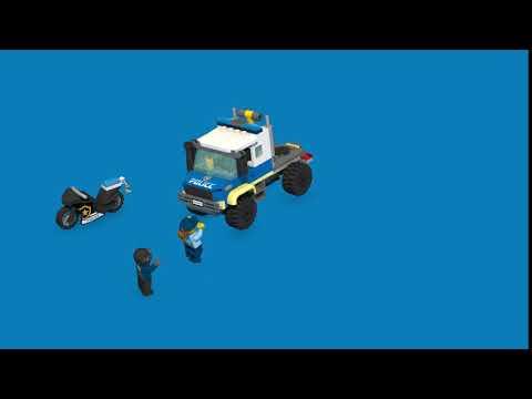 LEGO City Police Prisoner Transport - 60276