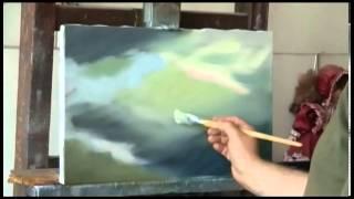 getlinkyoutube.com-Мастер класс художника НЕ-Сахарова  Пишем Море